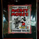 Disney D23 Expo 2017 Mickey Mouse Steamboat Willie Deluxe Print by Patty Peraza