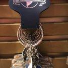 Universal Studios Exclusive Globe Keychain New