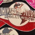 Universal Studios Hollywood Exclusive Red Banner Magnet New