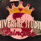 Universal Studios Exclusive Princess Crown Metal Magnet New