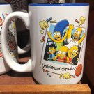 Universal Studios The Simpsons Best Vacation Ever! Ceramic Mug New