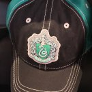 Universal Studios Wizarding World Harry Potter Slytherin Snapback Hat Cap New