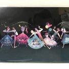 Disney WonderGround The Swingin'est Place on Earth Postcard by Brittney Lee New