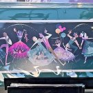 Disney WonderGround The Swingin'est Place on Earth Print by Brittney Lee New