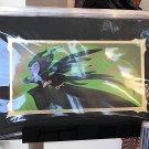 Disney WonderGround Maleficent and Crow Deluxe Print by Martin Hsu New