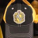 Universal Studios Wizarding World Harry Potter Hufflepuff Snapback Hat Cap New