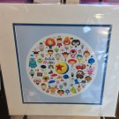Disney WonderGround World of Pixar Characters Deluxe Print by Jerrod Maruyama