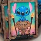 Disney WonderGround Stitch in Maui Mischief Magnet by Kristin Tercek New