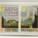 Disney WonderGround Princess Aurora's Kingdom Postcard by Ashely Taylor New