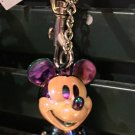 DISNEY PARKS MICKEY MOUSE MOVING ARMS DOUBLE JOINTED KEYCHAIN NEW
