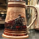 Universal Studios Wizarding World Harry Potter Hogwarts Express Train Stein Mug