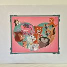 Disney Parks Disney's Aristocats Cats Meow Deluxe Print by Bridget McCarty New