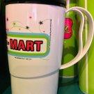 Universal Studios Exclusive The Simpsons Kwik E Mart Coffee Cup 24oz. New