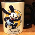 Disney Parks Oswald the Lucky Rabbit Oswald's Service With a Smile Ceramic Mug
