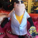 "Universal Studios Despicable Me Minion 14"" Dr. Nefario Plush New with Tag"