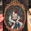 Disney WonderGround Gallery Haus of Devillain Postcard by John Coulter New