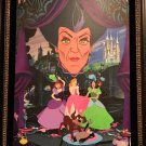 Disney Parks Cinderella's Attack of The Tremaine Sisters LE Giclee Kurt Raymond