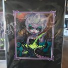 Disney WonderGround Little Mermaid Ursula Deluxe Print Jasmine Becket-Griffith