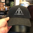 Universal Studios Exclusive Harry Potter The Deathly Hallows Baseball Cap Hat