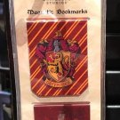 UNIVERSAL STUDIOS EXCLUSIVE HARRY POTTER GRYFFINDOR MAGNETIC BOOKMARKS NEW
