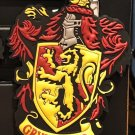 Universal Studios Exclusive Harry Potter Gryffindor Large Rubber Magnet New