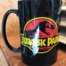 Universal Studios Exclusive Jurassic Park Blow in The Dark Ceramic Mug New