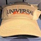 UNIVERSAL STUDIOS EXCLUSIVE UNIVERSAL STUDIOS VISOR HAT NEW