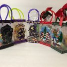 DISNEY PARKS CANDY GIFT BAG SET MICKEY MINNIE GOOFY DONALD PLUTO NEW