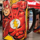 Six Flags Magic Mountain Dc Comics The Flash Ceramic Mug New