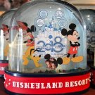 Disney Parks Disneyland Resort 2018 Snow Globe The Year To Be Here New