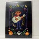 Disney WonderGround Gallery Coco Miguel Rivera Postcard by Gabby Zapata New