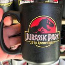 Universal Studios Exclusive Jurassic Park 25th Anniversary Ceramic Mug New