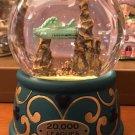 Disney Parks 20,000 Leagues Under The Sea Light Up Snow Globe New