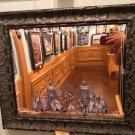 Disney Parks Haunted Mansion Mirror Hitchhiking Hatbox Ghost Bride Caretaker New