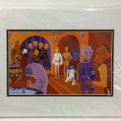 Disney WonderGround Gallery Star Wars A Wretched Hive Print by Shag (RIGHT SIDE)