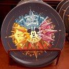 "Disneyland Resort Discover the Magic 7"" Ceramic Plate New"