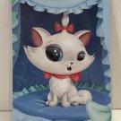 Disney WonderGround Aristocats Sweet Marie Cat Postcard by Kristin Tercek New