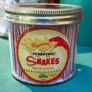 Universal Studios Harry Potter Honeydukes Red Jumping Snakes Mints in Jar New
