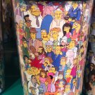 Universal Studios Exclusive The Simpsons Characters Travel Tumbler 18oz. New