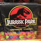 Universal Studios Exclusive Jurassic Park Fossil Dinosaur Eggs Candy New