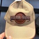 Universal Studios Exclusive Beige Baseball Cap Hat New