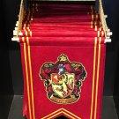 Universal Studios Wizarding World of Harry Potter Gryffindor Crest Banner New