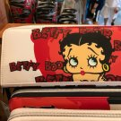 Universal Studios Exclusive Betty Boop Faux Leather Wallet New