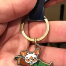 Universal Studios Kung Fu Panda Patience My Panda Metal Keychain New