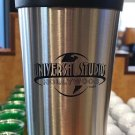 Universal Studios Exclusive Travel Tumbler Mug Stainless / Plastic Twist Top New