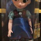 "Disney Store Disney Parks Animators Collection Frozen Elsa 16"" Doll New"