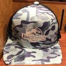 Universal Studios Exclusive Jurassic World Trucker Meshed Hat Cap New