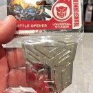 Universal Studios Transformers Autobots Logo Bottle Opener / Magnet New
