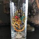 Universal Studio Exclusive Harry Potter Hogwarts Crest Stain Glass Cup New