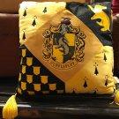 Universal Studios Wizarding World of Harry Potter Hufflepuff Large Pillow New